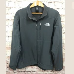 The North Face Jacket Gray XL APEX Men's